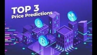 Top 3 Price Prediction Bitcoin, Ripple, Ethereum