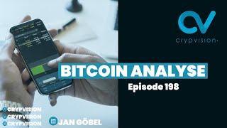 Der Bitcoin zeigt weiter stärke und wir erwarten einen baldigen Ausbruch!