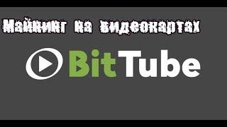 Как и чем майнить Bittube? [TUBE] | Балконный майнинг