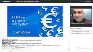 Горячие новости PlatinCoin из Дубая лучшее предложение на рынке криптовалют