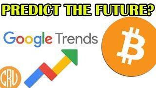 Can Google Predict FUTURE Price of Bitcoin and Crypto?