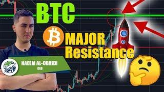 Bitcoin BTC MAJOR Resistance Approaching! Ethereum ETH Ripple XRP Price Predictions News Today