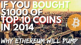 Rewind The Crypto Market 5 Years! Why Ethereum Will Pump | John Mcafee DEX | Cardano | Bitcoin News