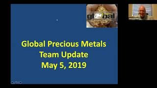 KaratBars Global Precious Metals Team - May 5, 2019 Updates