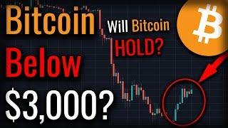 If You Think Bitcoin Will Break $3,000 - Watch This Video!