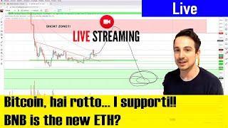 Bitcoin: ti vuoi decidere?   Ethereum: Hard Fork completato! - Analisi di Mercato & News