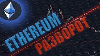 Криптовалюта Эфириум прогноз | Ethereum идет в рост?