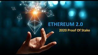 Vitalik Buterin présente ETHereum 2.0 - ATOM Cosmos TOP 1 ROI 2019 - La menace quantique de Google ?