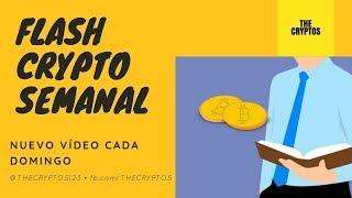 Flash Crypto - 5 Mayo - Facebook Coin | Amazon & Ethereum | Invierno Crypto Acabó
