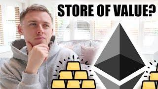 Can ETH be a Store of Value?