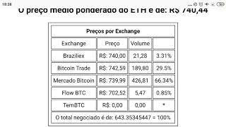Como comprar Ethereum na Bitcointrade (Pelo celular)