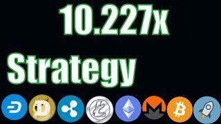 The Killer 10x Strategy On DuckDice - Crypto Dice Game