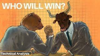 Bulls vs Bears! Ethereum, EOS, & Tomochain - Technical Analysis
