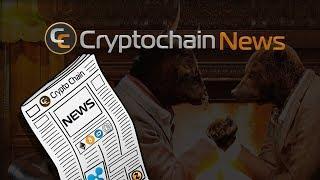 Прогноз курса криптовалют Bitcoin, XRP, Binance Coin  Коррекция