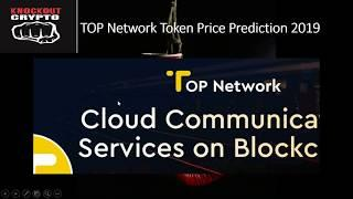 Top Network Token Coin Price Prediction 2019 Huobi and Ontology Backed Project Review
