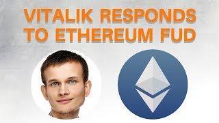 Vitalik Responds to Ethereum FUD | Russia | Enjincoin - Today's Crypto News