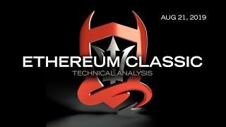 Ethereum Classic Technical Analysis (ETC/USD) : Low Expectations..?  [08.21.2019]