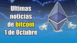Ethereum se divide, incendio de mineros, bitcoin a 90.000?, noticias 1 de octubre