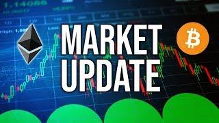 Cryptocurrency Market Update Feb 17th 2019 - Money Printing To Drive Bitcoin & Gold Higher