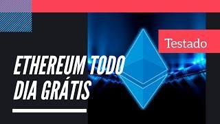 Obtenha Ethereum nesse Aplicativo para Jogos! Retirada instantânea!