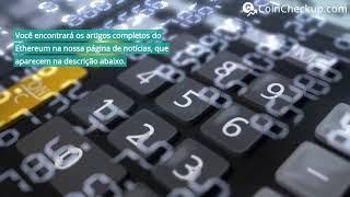 Atualização diária do status: Ethereum - segunda  5 de agosto