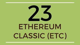 Ethereum Classic ETC Technical Analysis (21 Aug 2019)