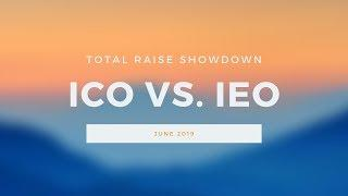 Initial Coin Offering (ICO) vs. Initial Exchange Offering (IEO) | Who Raised More?