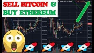 #5 REASONS TO SELL BITCOIN AND BUY ETHEREUM?