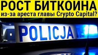 Арестовали Ивана Молину - биткоин в рост?