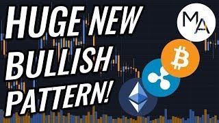 MAJOR New Bull Pattern Forming In Bitcoin & Crypto Markets?! BTC, ETH, XRP, Crypto & Stocks News!