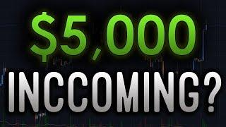 Is Bitcoin Getting Ready to HIT $5,000!? - BTC/CRYPTOCURRENCY TRADING ANALYSIS
