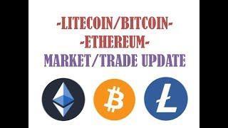 Litecoin Bitcoin Ethereum - Market Updates - BIG UPSIDE TO COME!?