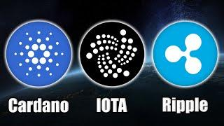Cardano (ADA), Ripple (XRP), Iota (IOTA) just formed NEW Cryptocurrency SUPER GROUP! [Bitcoin News]