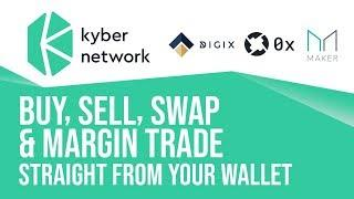 Kyber Network - Defi Powered By Ethereum