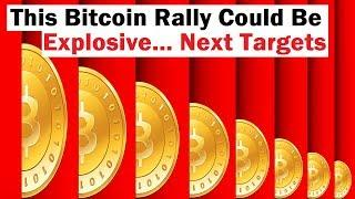 This Bitcoin Rally Could Be Explosive... Next Targets