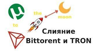 Токенизация Bittorent и покупка его TRON-ом. Как отразится на цене криптовалют.