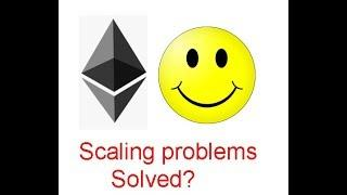 Ethereum has already solved scaling issues? Enterprises line up for ETH.