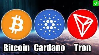 Wow! CME Revealed Bitcoin Update! Cardano Interoperability | Tron & BitTorrent Token News! [Crypto]