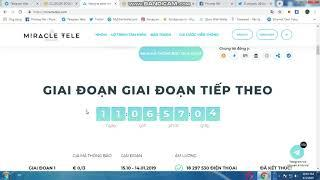 Review ICO - Miracle tele ( TELE)