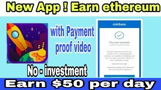 Free Ethereum ! Earn $50 Daily ! Instant payment received !!