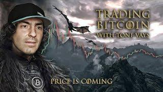 Trading Bitcoin - Starting to Look Weak Again, This Sucks!