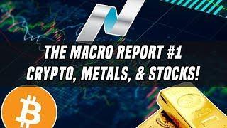 Macro Report (9/29) | Bitcoin, Ethereum, Gold, Silver & Stocks!