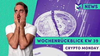 KW 39: Bitcoin & Altcoin Blutbad | BTC Manipulation? | Ethereum in Gefahr? | Big IOTA News