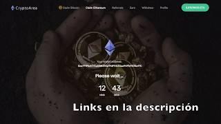 Gana Satoshis (Bitcoin) y Ethereum. Fácil y gratis! Faucets 2019