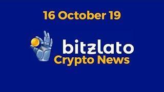 КРИПТОНОВОСТИ. Новости криптовалют от 16 октября 2019