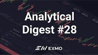 Биткоин: падение продолжится? Как покупать крипту безопасно | EXMO Analytical Digest #28