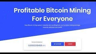 МАЙНИНГ BTC БЕСПЛАТНО.  Bitcoin Mining.