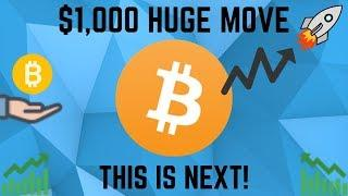 Bitcoin HUGE MOVE NEXT Might NOT Be What You Expect! BTC Technical Analysis