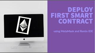 How to deploy Ethereum smart contract to local node