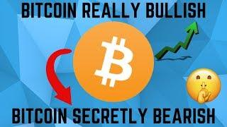 Bitcoin HUGE BULL FLAG OR Secret BEAR FLAG!? BTC Technical Analysis